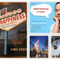 LOVE Tony Hsieh, Incredible Visionary But What A Wacko!