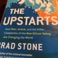 The Upstarts By Brad Stone: Compelling. HIGHLY RECOMMEND