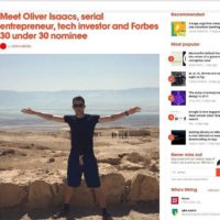 Oliver Isaacs: Top UK Influencer, Tech Investor, This Guy is the Real Deal