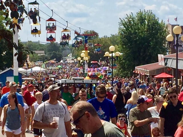 Iowa State Fair: Another World for a City Girl But So Amazing!