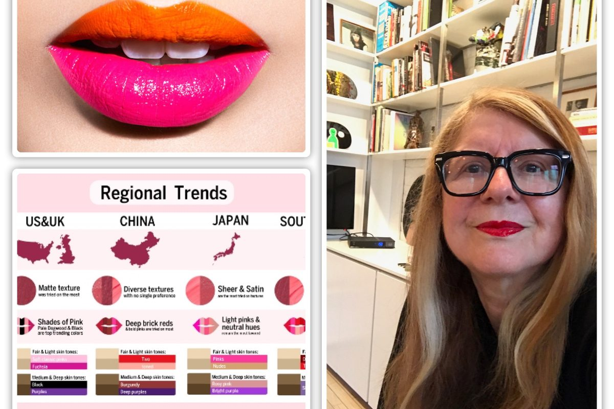 Top Lipstick Trends from Around The Globe