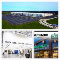 Malls Give Way to Massive E-Commerce Fulfillment Centers