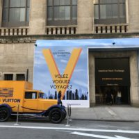 Vuitton VVV Exhibition Now Open In NYC: It's Fabulous, Do Not Miss!
