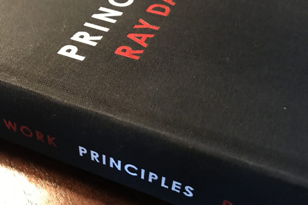 RAY DALIO: Brilliant Man, His Book Not So Much