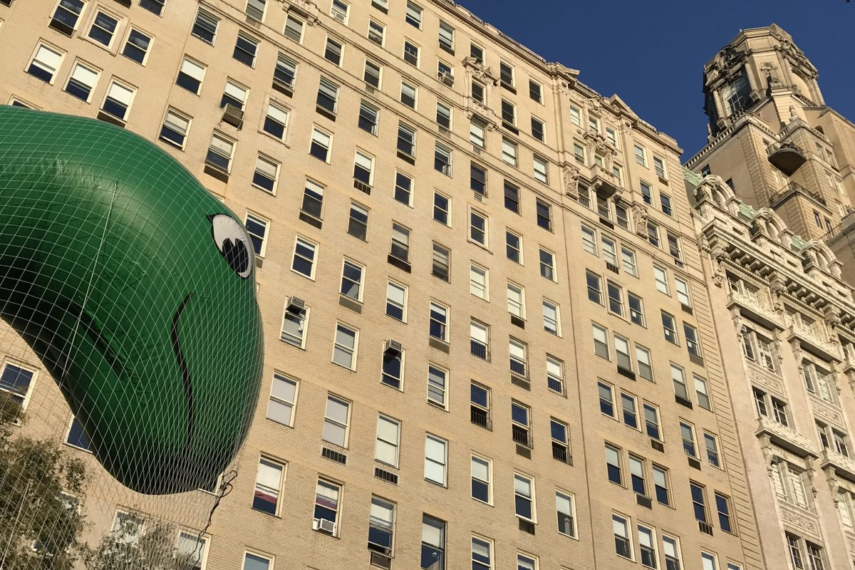 Preview: Macy's Thanksgiving Day Parade, A Behind-The-Scenes Look