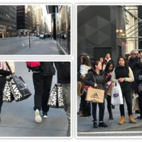 Black Friday in NYC: It's Not What It Used To Be!