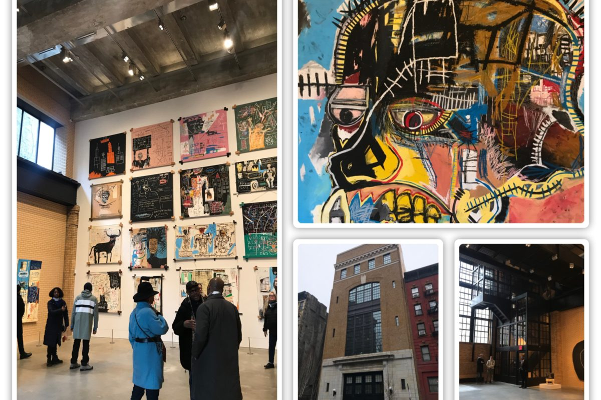 Brant Foundation + Basquiat: THE Most Spectacular Art Experience Of The Year!