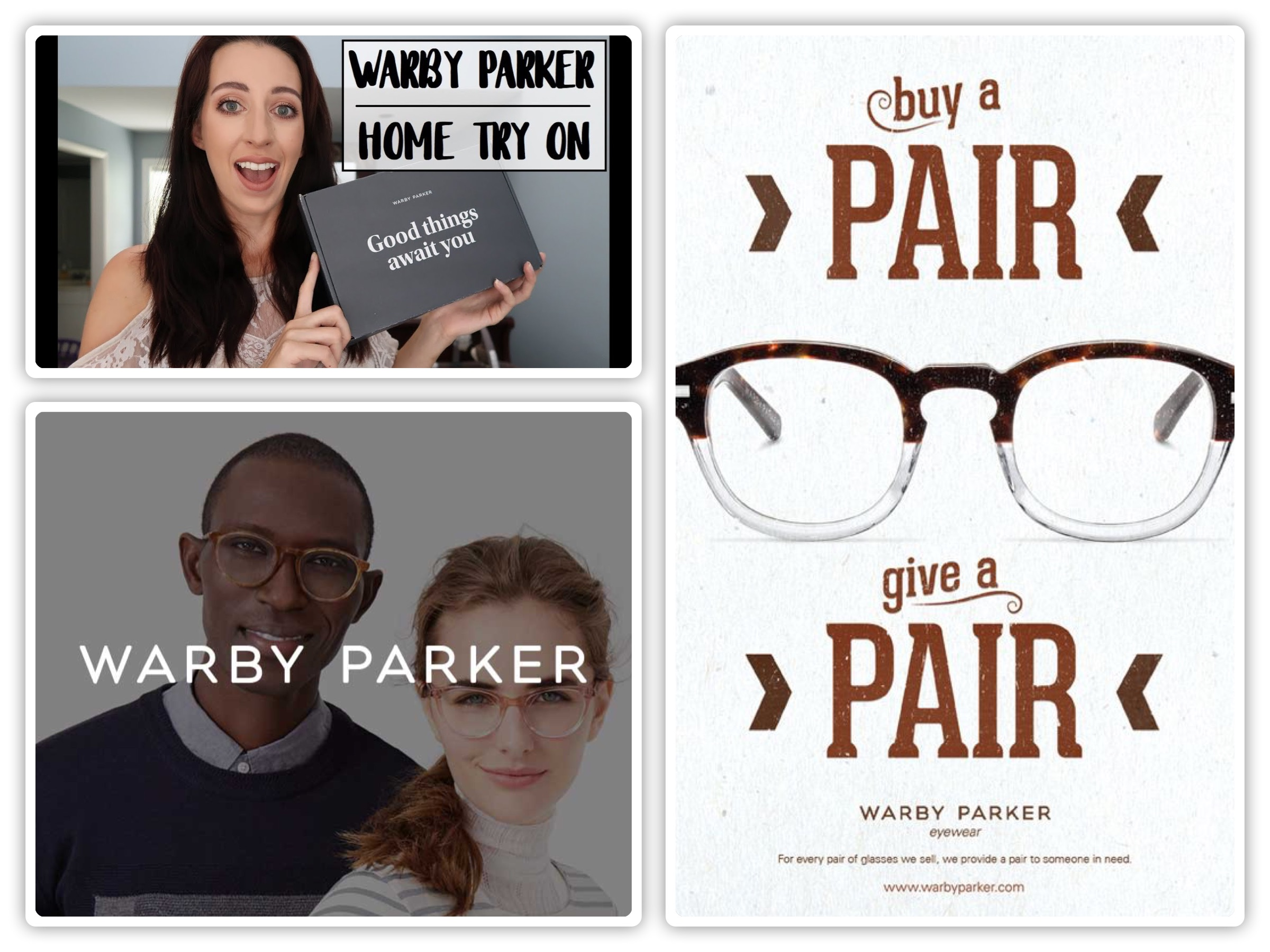 b203fbc81c2 ... on to the disconnect between what we say about the importance of brand  social responsibility and what actually motivates us to buy. Warby Parker is  ...