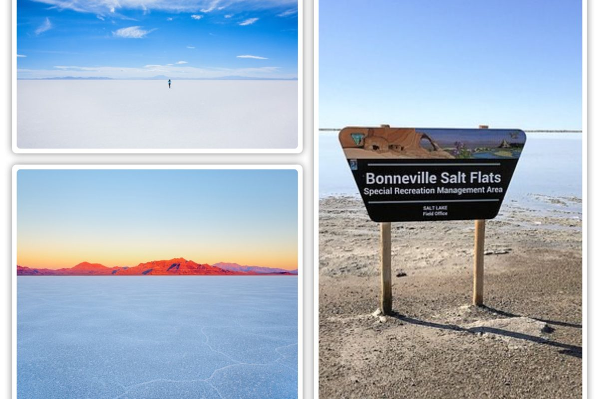 Utah and Bonneville Salt Flats Are Back On The Agenda