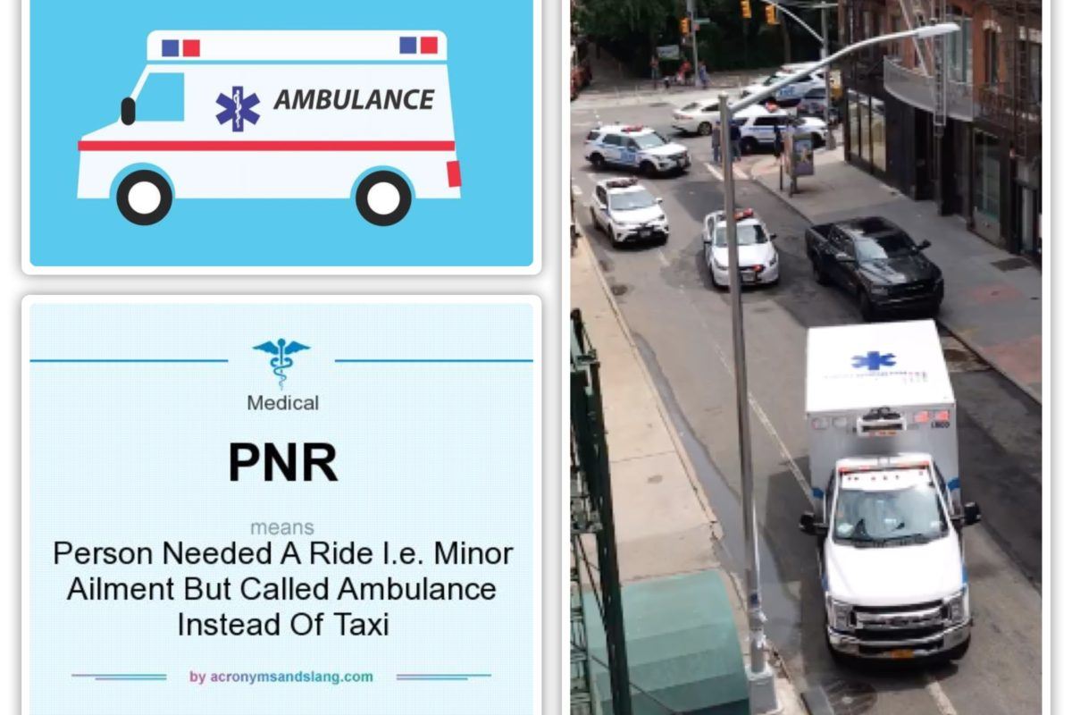 Medicaid Made Ambulances Cheaper Than Uber. Guess What Happened?