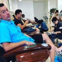 Men Are Getting Pedicures. It's Kind Of Cute.