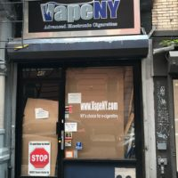Vaping Stores: Piling On To The Retail Apocalypse