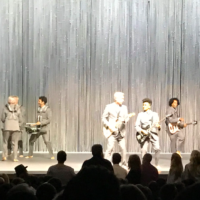 David Byrne: He's Amazing, His Show Not So Much