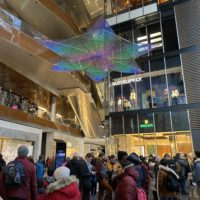 First Black Friday At Hudson Yards: What Happened To Decorations?