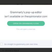 Grammarly Fail: Unusable With New WordPress Update