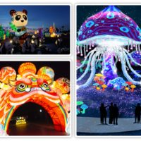 3 Massive Lantern Festivals In NYC. Are We Excited?