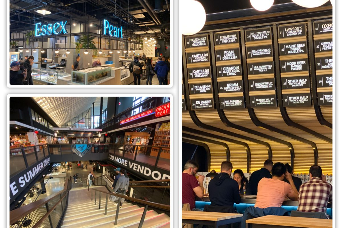 """The Market Line"" at Essex Crossing Just Opened! Check It Out!"
