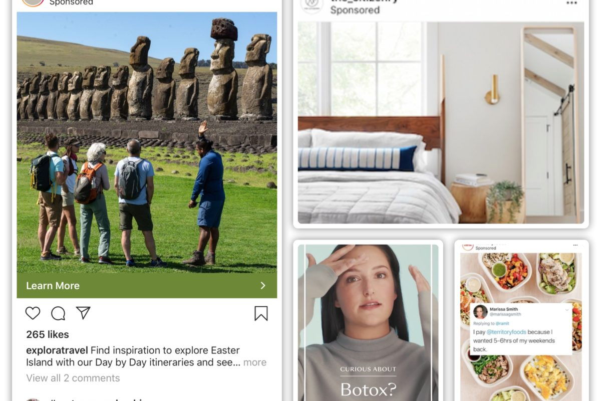Instagram Bombarding You With Ads? Me Too. So Sneaky.