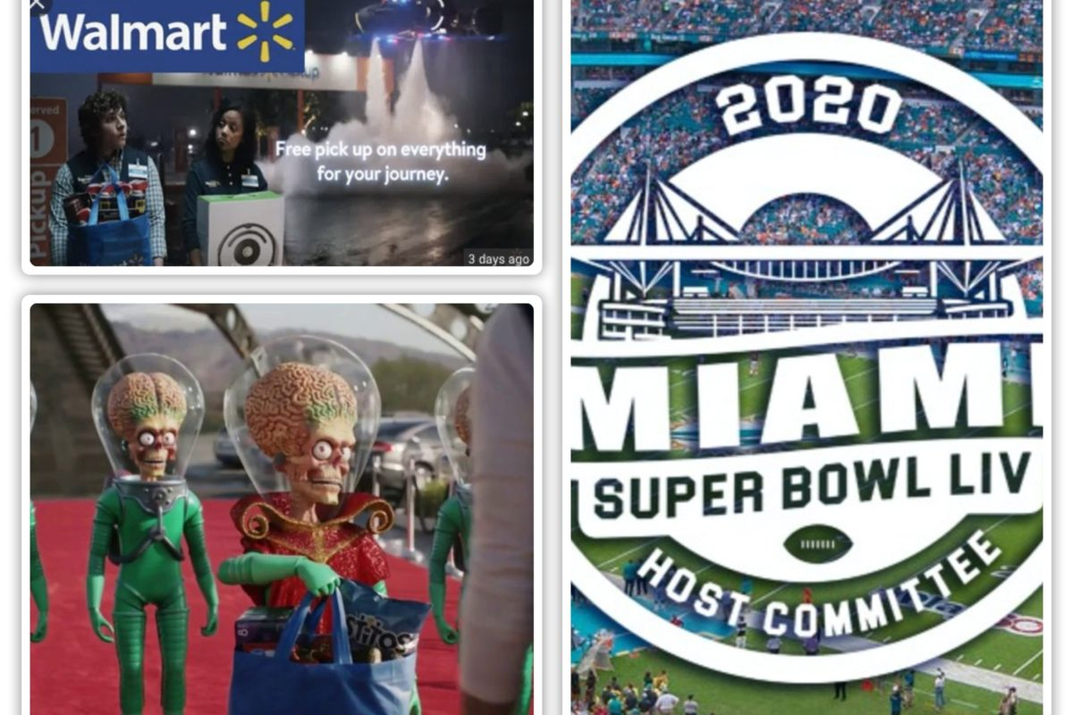 Walmart's Super Bowl Commercial Is The Big Winner Today!