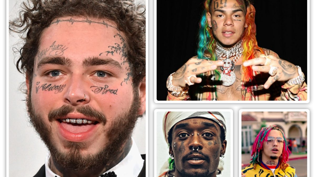 face tattoos are suddenly everywhere want to know why zandl slant by irma zandl trends business media culture face tattoos are suddenly everywhere